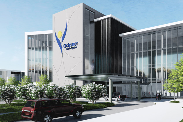 Ochsner Medical Office Building Baton Rouge, Louisiana