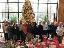 Covington Office Christmas