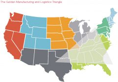 The Golden Manufacturing and Logistics Triangle