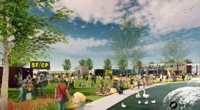 New Container Park (And More!) Coming to Spanish Fort Town Center