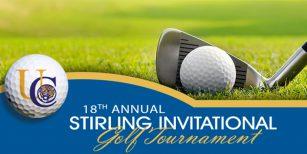 18th Annual Stirling Invitational Golf Tournament