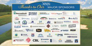 2018 Golf Sponsor Banner