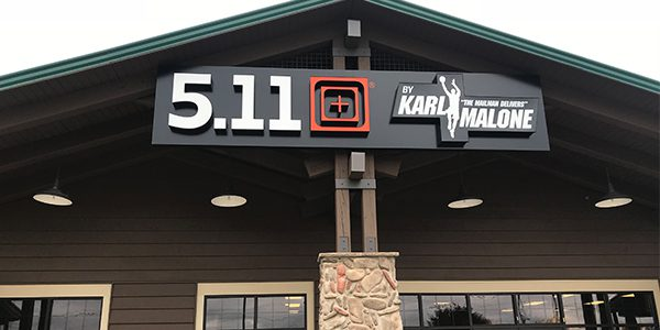 5.11 by Karl Malone
