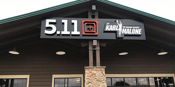 5.11 by Karl Malone