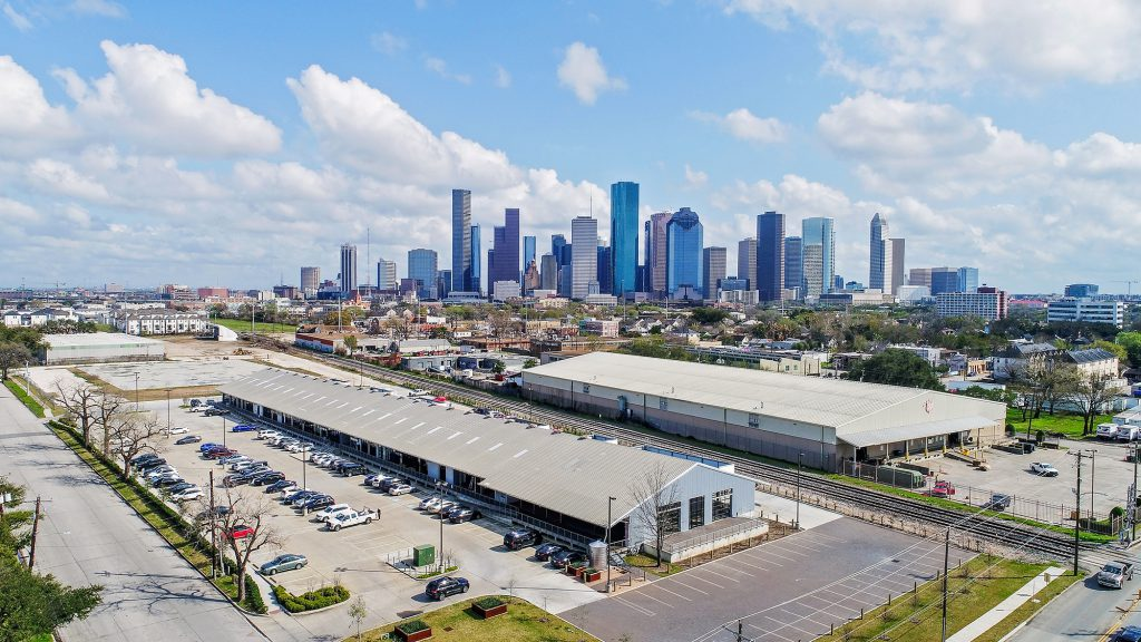 Sawyer Yards in Houston, Texas