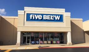 Shreveport five below