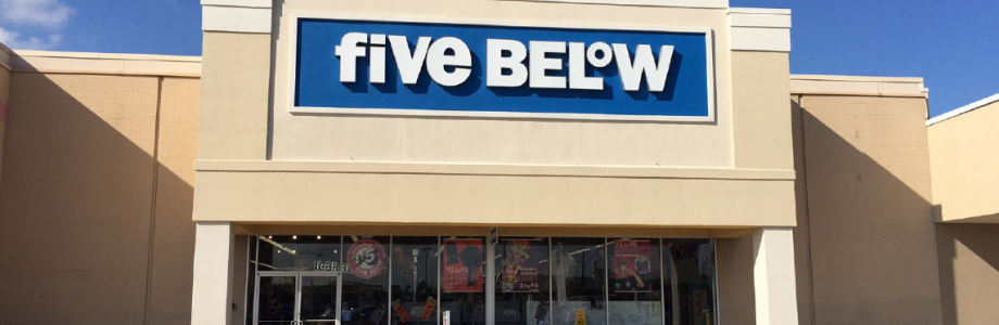 Shreveport five below