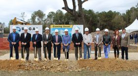 Stirling Properties Celebrates Groundbreaking of Dana Incorporated Service and Assembly Center in Slidell, Louisiana