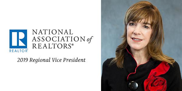 Beth Cristina National Association of REALTORS® Regional Vice-President