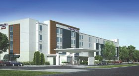 Springhill Suites by Marriott Breaking Ground at Fremaux Park in Slidell, Louisiana