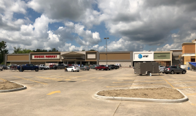 Cornerview Plaza in Gonzales, Louisiana
