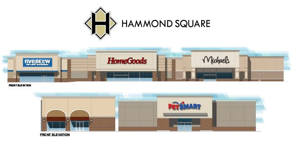 Hammond Square Redevelopment