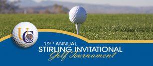 19th Annual Stirling Invitational Golf Tournament