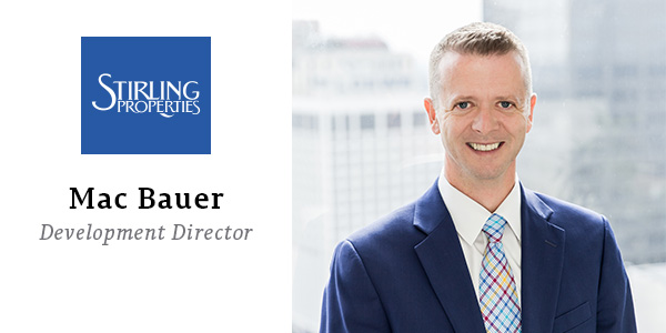 Mac Bauer, Development Director