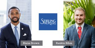 Blaise Brown and Rankin Bihm