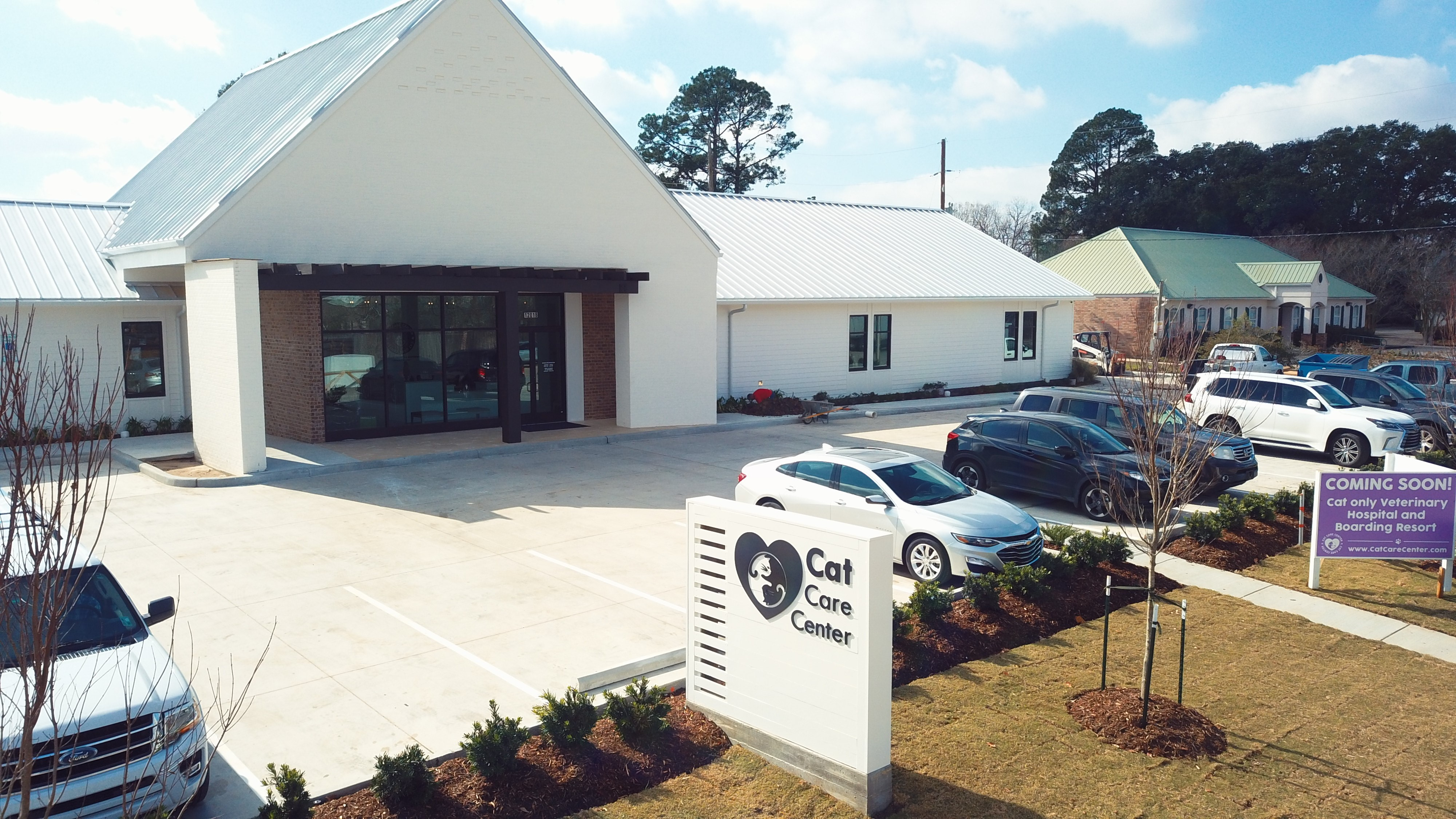 Cat Care Center Baton Rouge, Louisiana