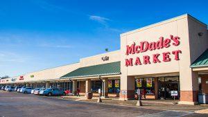 Westland Plaza in Jackson, Mississippi
