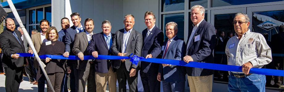 Dana Inc. Ribbon Cutting