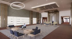 Major Renovations Coming to Pan American Life Center in New Orleans's CBD