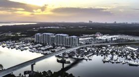 The Wharf Reaches Record-Breaking Occupancy on Alabama Gulf Coast